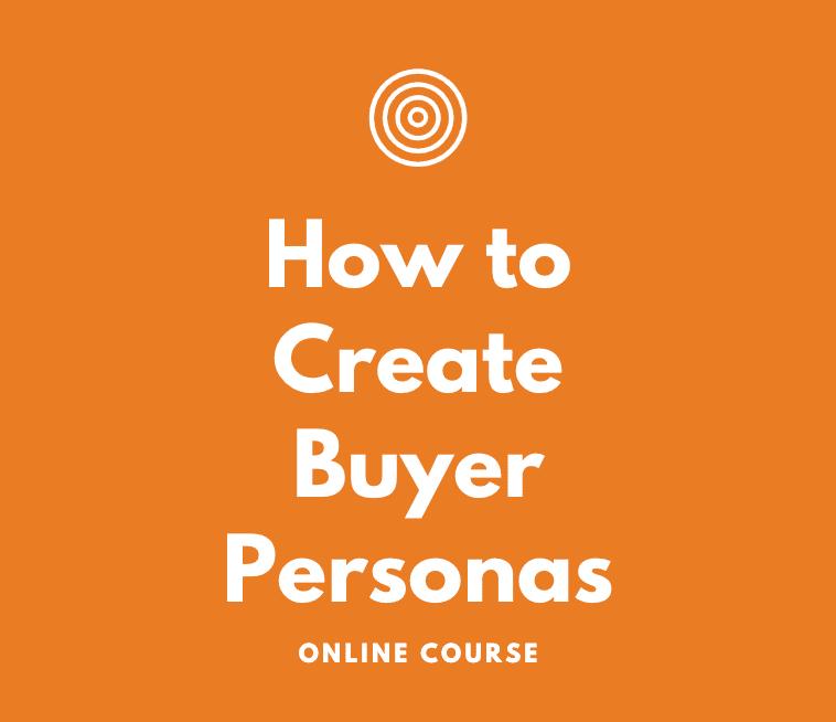 Buyer Persona Course Logo